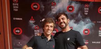 Surfista e piloto torriense distinguido nos prémios EDP Mar Sem Fim