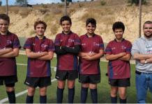 Torreense Rugby participou no Torneio Nacional de Abertura Sub 14