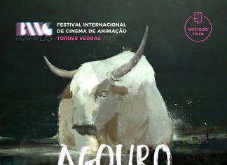 """Agouro"" de Vasco Sá e David Doutel no Festival Bang Awards"