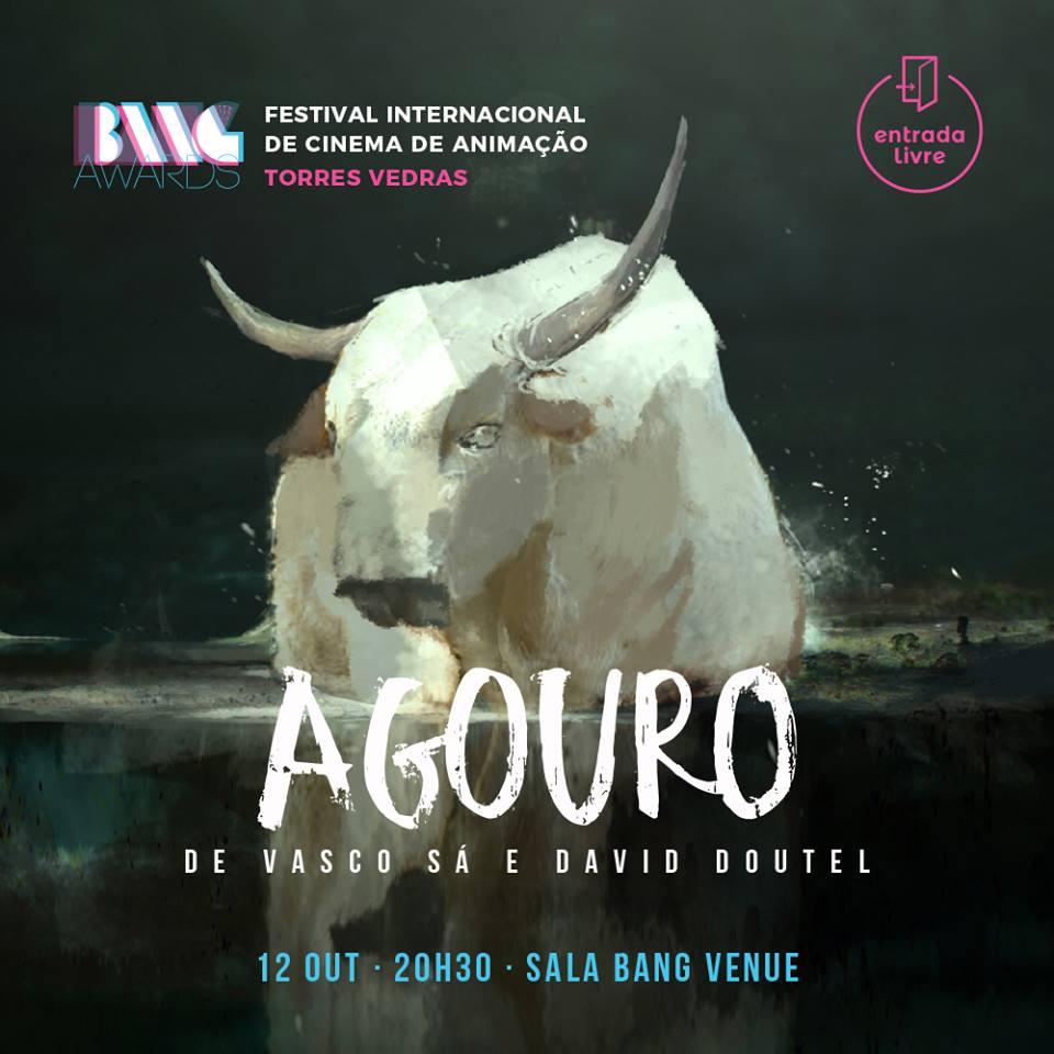 """Agouro"" de Vasco Sá e David Doutel no Festival Bang Awards"