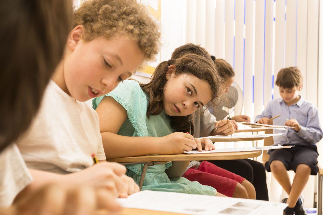 Curso de Inglês para crianças e jovens