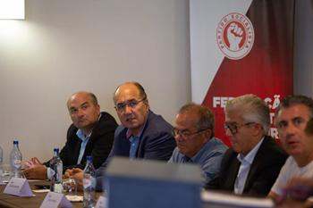 Federações do PS articulam posição comum no âmbito do Portugal 2030