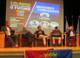 """Talento, trabalho, motivação e aprendizagem no colóquio """"Formar é Construir o Futuro"""""""