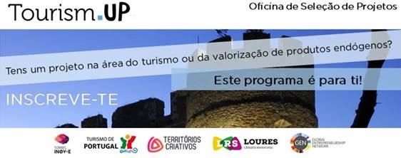 TOURISM UP vai estar em Torres Vedras no dia 9 de outubro