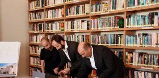 Projeto da Biblioteca Municipal e Museu do Brinquedo está a ser desenvolvido