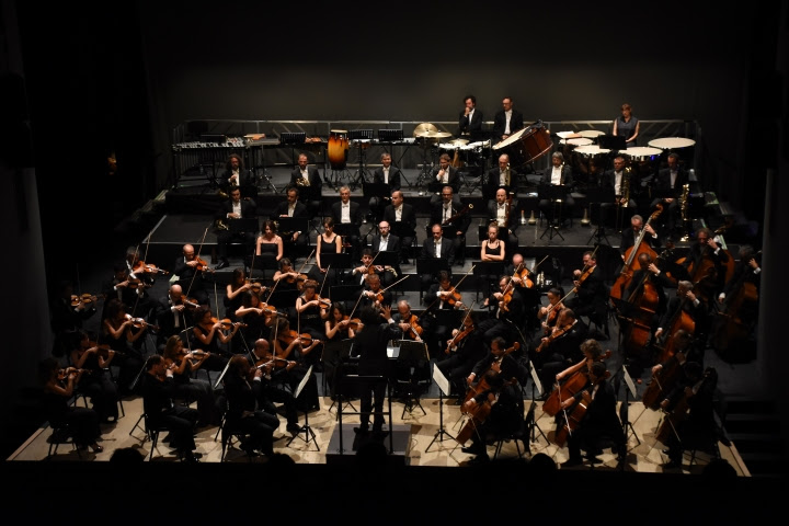 """La Verdi"", orquestra de Milão atuou em Torres Vedras"
