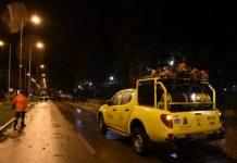 29 ocorrências provocadas pela Tempestade Leslie no concelho de Torres Vedras