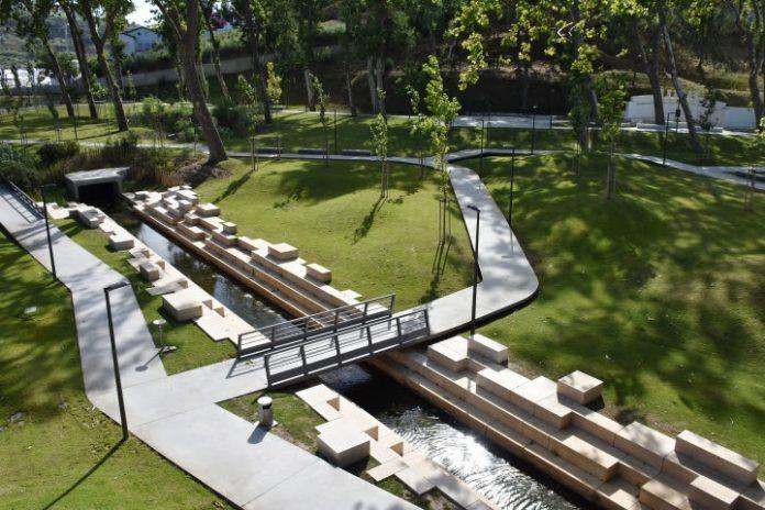 Projeto de requalificação do Parque do Choupal de Torres Vedras distinguido em Itália