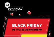 A Black Friday chegou á SA Formação