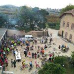 15º Rota das Adegas BTT levou 500 participantes a visitar aQuinta da Viscondensa
