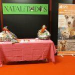 Associação de Protecçãoaos Animais de Torres Vedras presente no Mercado de Natal de Lisboa