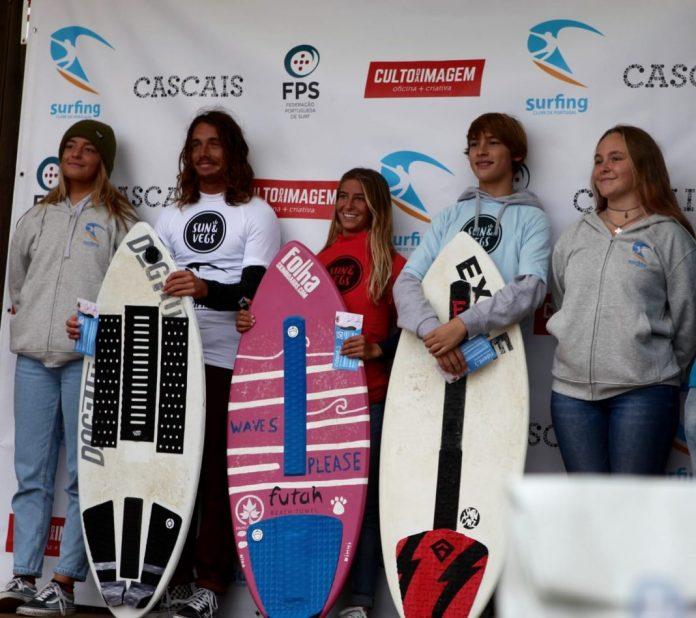 Torriense Gonçalo Ferreira sagrou-seCampeão Nacional de Skimboard