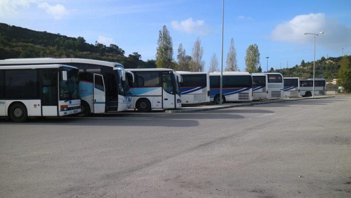 Trabalhadores do Grupo Barraqueiro em greve nos distritos de Leiria e Santarém