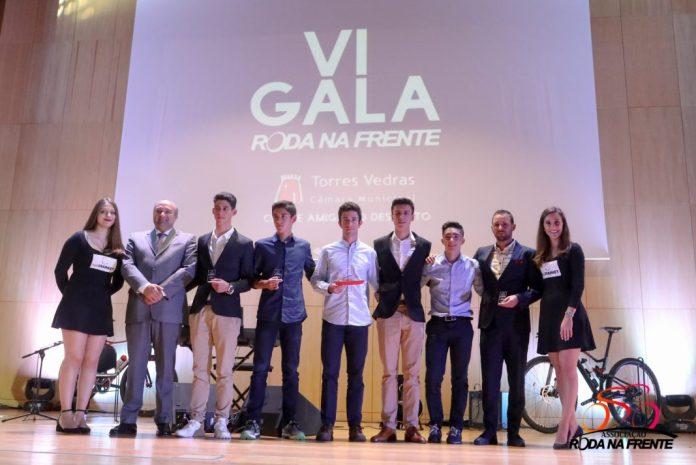 20 Troféus entregues na Gala Roda na Frente em Torres Vedras