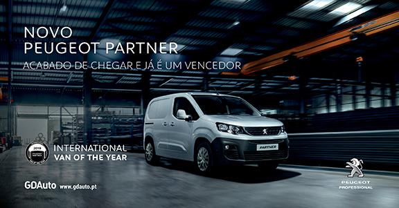Renting Peugeot Partner