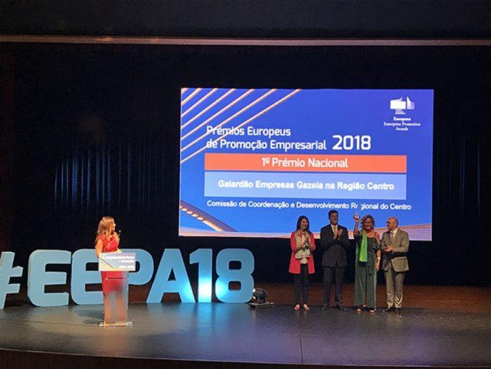 Região Centro conquista 1º lugar nos Prémios Europeus de Promoção Empresarial
