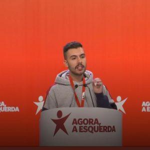 BE de Torres Vedras marcou presença na XI Convenção Nacional do Bloco de Esquerda