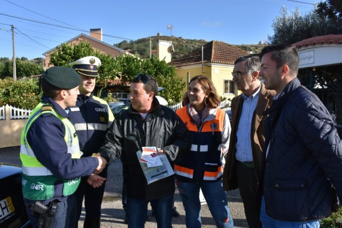 Ação de sensibilização sobre o consumo de bebidas alcoólicas decorreu em Torres Vedras