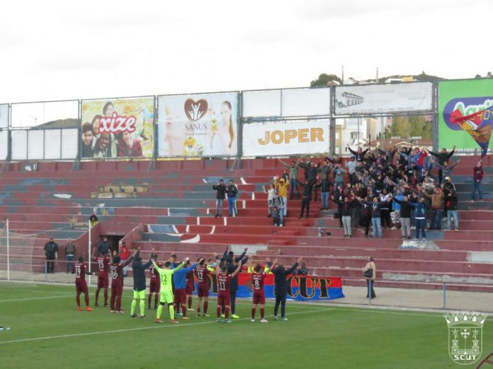 Torreense regressa às vitórias no jogo contra Anadia