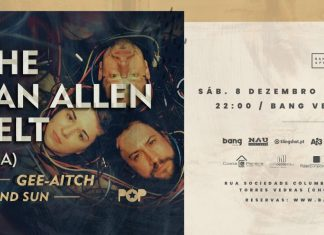 The Van Allen Belt (USA), Gee-Aitch e Grand Sun juntos na mesma noite na Bang Venue