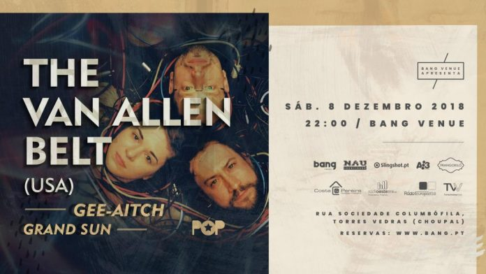 The Van Allen Belt(USA), Gee-AitcheGrand Sunjuntos na mesma noite na Bang Venue