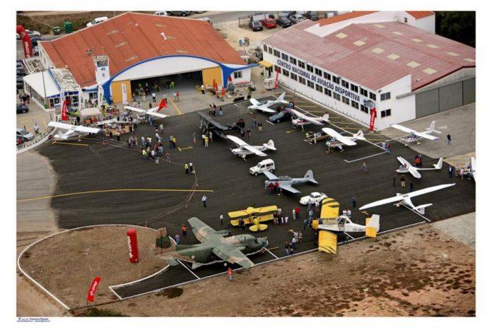 Aeroclube de Torres Vedras vai organizar o 2ºCampeonato do Mundo deAir Navigation Race