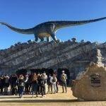 Visita ao Dino Parque conduzida por Ex-aluno ESCO