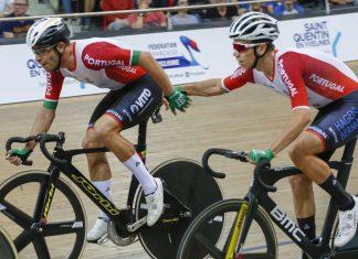 Portugal oitavo classificado na disciplina olímpica de madison