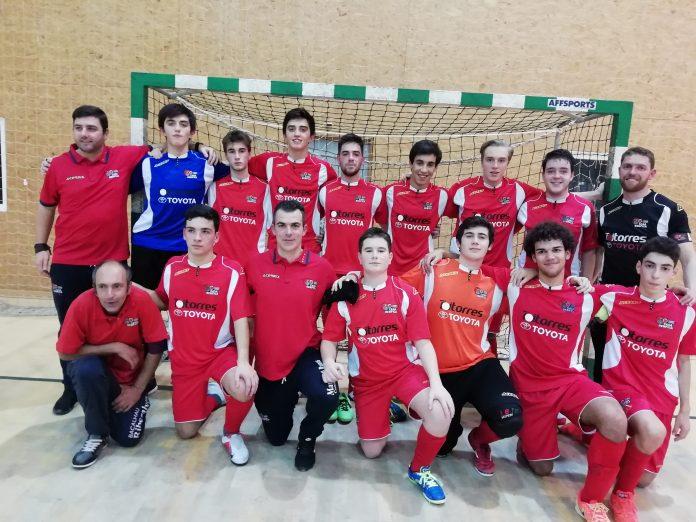 Futsal Casa do Benfica resultados do fim de semana