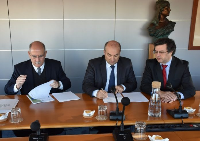 Torres Vedras assina protocolo para criação da Academia da Mobilidade Torres Vedras Saudável