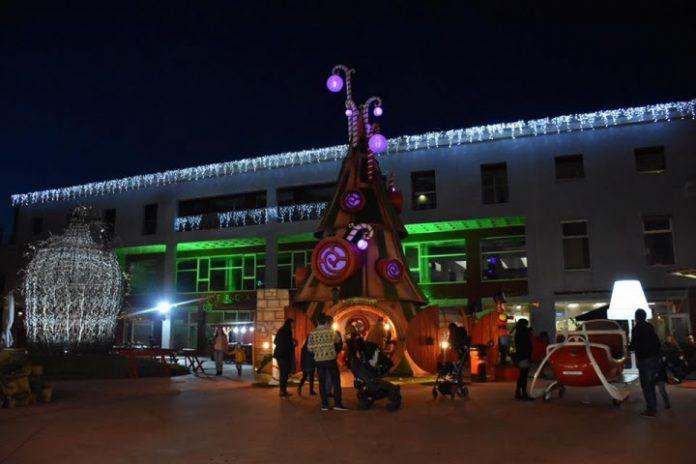 Entre 23 de novembro e 6 de janeiro, viva a magia do Natal vai estar em Torres Vedras