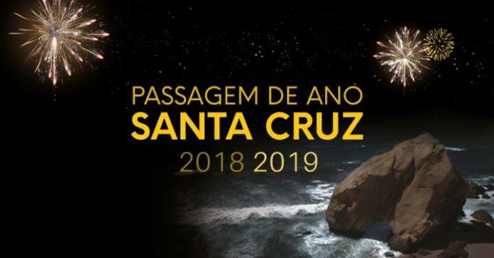 A Passagem de ano em Santa Cruz vai começar três dias antes