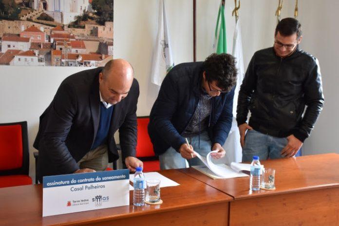 SMAS de Torres Vedras voltam a investir em obras de saneamento