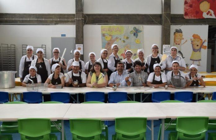 Projeto torriense sobre alimentação escolar destacado pela Comissão Europeia