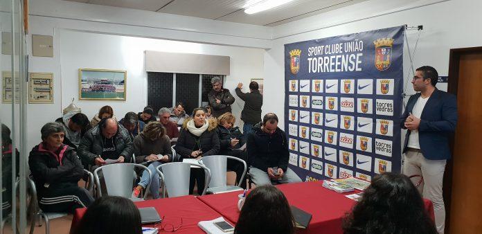 Arranque oficial da Escola para Pais do Torreense aberto ao público em geral