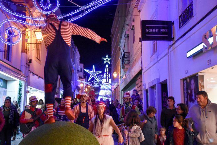 Campanha de Natal dinamizou o centro histórico de Torres Vedras