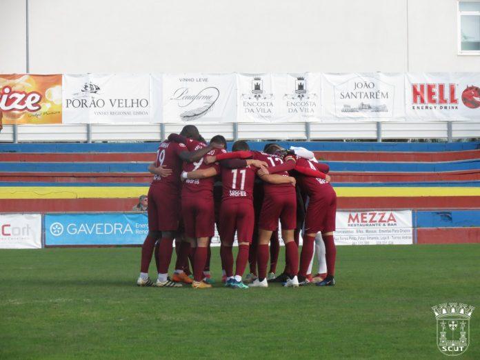 Torreense perde pontos no primeiro jogo do ano