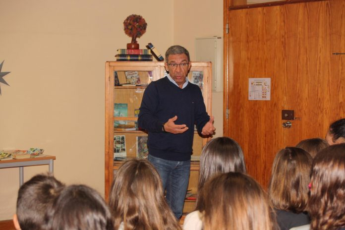 Deputado Duarte Pacheco esteve em Torres Vedras no âmbito da iniciativa