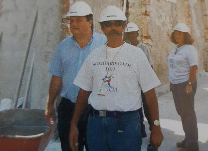 Morreu aos 65 anos o arqueólogo Luís Pascoal