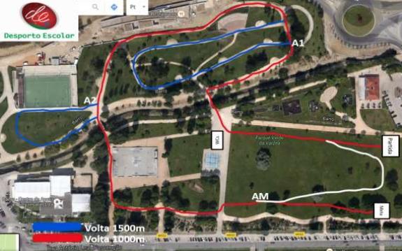 Parque da Várzea vai receber Corta-Mato Escolar do Oeste