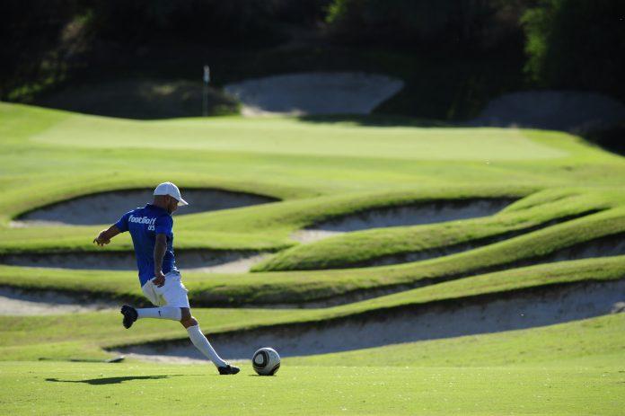 Conhece a modalidade Footgolf?