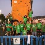 Jovens escaladores do ATV com destaque a nível nacional