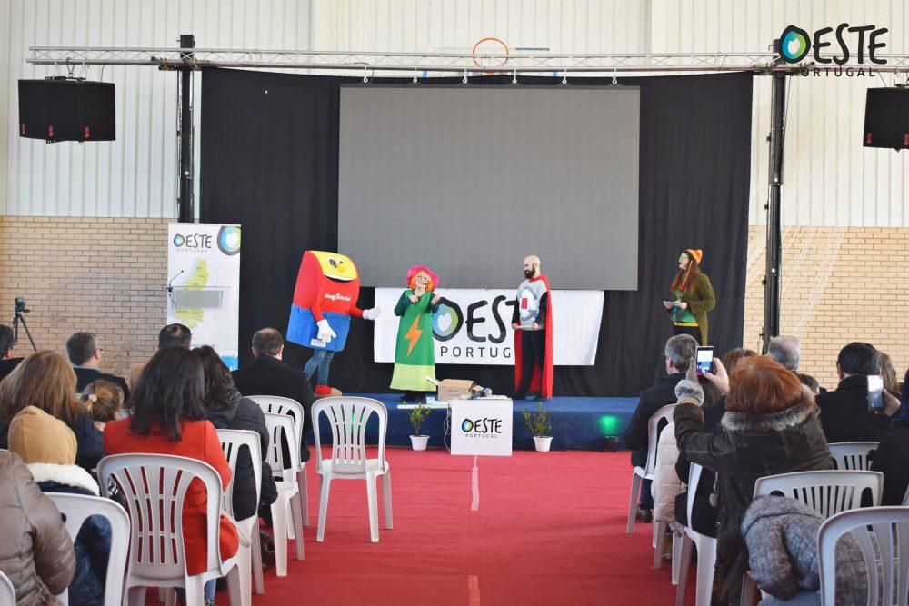 ERP Portugal e Novo Verde realizam ação de sensibilização em Escolas do Oeste