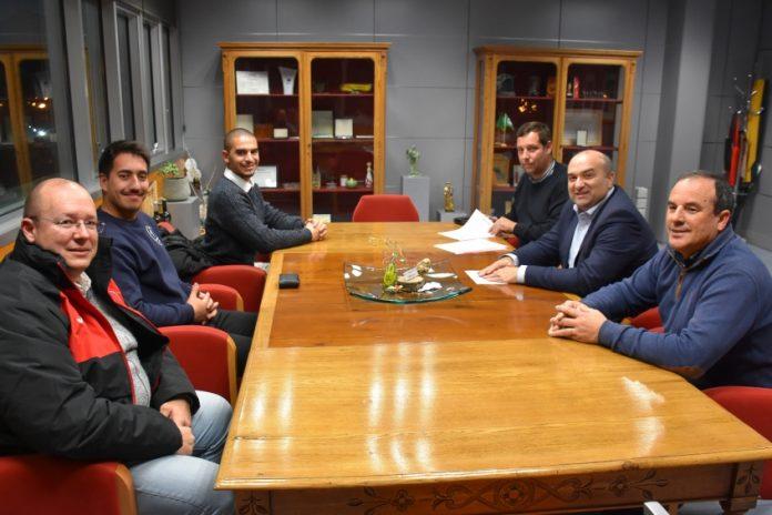 Antiga Escola de Casal de Gastias será sede de associação desportiva