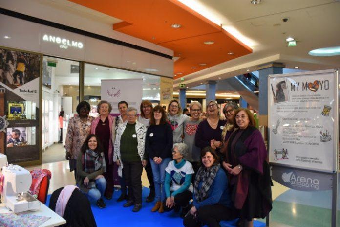 Banco Local de Voluntariado de Torres Vedras assinalou o seu 13.º aniversário com costura solidária