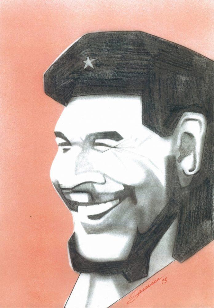Grafismo e ilustrações de José Sanina na Galeria Municipal de Torres Vedras