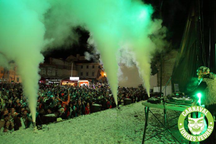 Carnaval de Torres Vedras à espera de 400 mil visitantes entre 01 e 05 de março