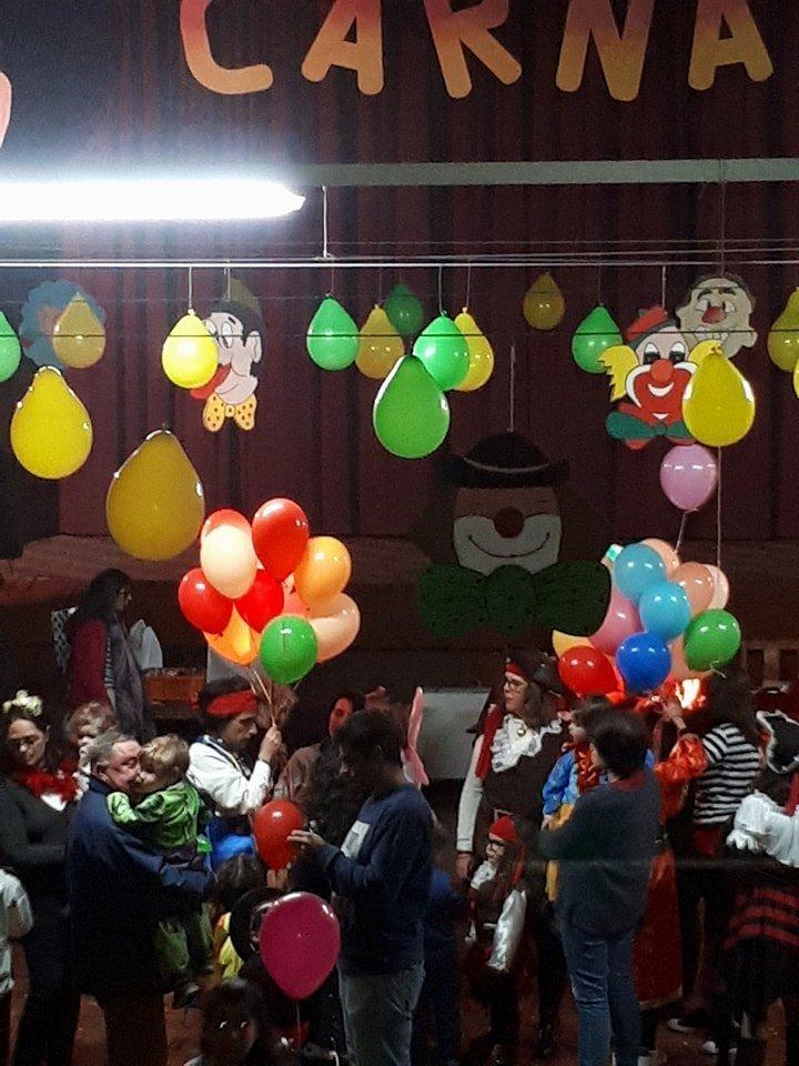 """Associação Cultural do Varatojo recebe 3ª edição do evento """"Carnaval Infantil"""""""