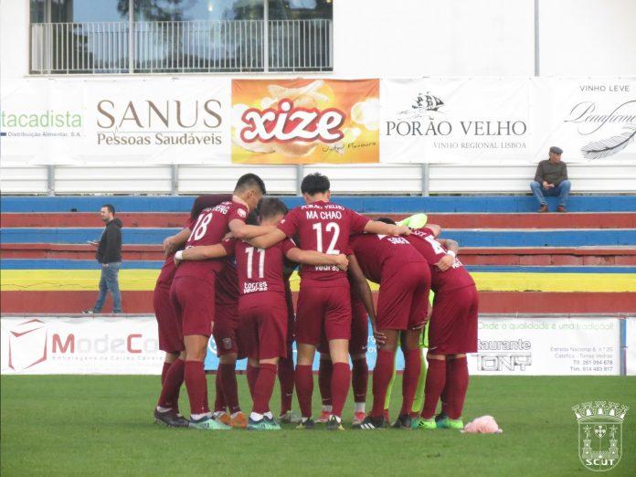Torreense vence Grupo Desportivo de Peniche