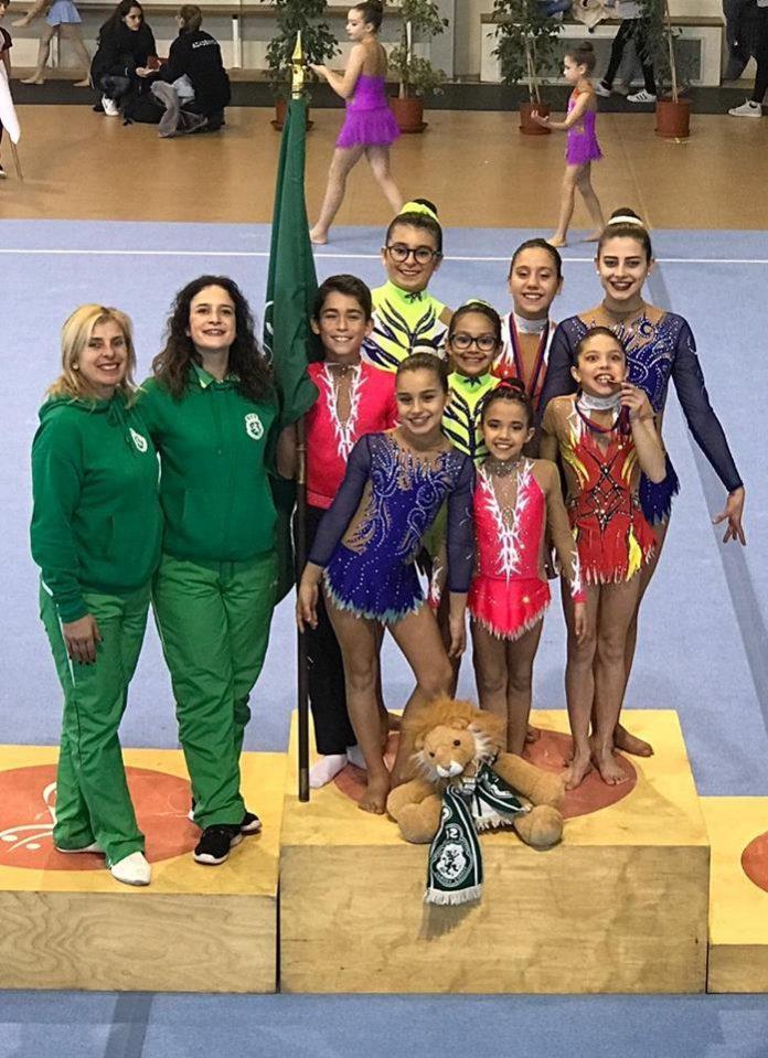Sporting Clube de Torres alcança o 1º lugar no VII OPEN DA MAIA